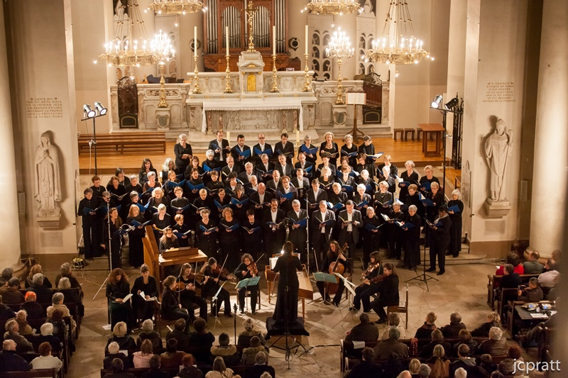 Choeur Saint-Germain Concert 2012