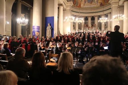 Choeur Saint-Germain concert 2016 Mozart, Grande messe en ut mineur