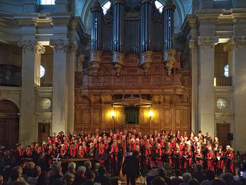 Choeur Saint-Germain Concerts Fauré, mai 2017