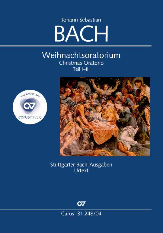 CONCERT Oratorio de Noël de Bach-décembre 2017
