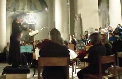 Ensemble Sépia, concert du 14 décembre 2012 avec le Choeur Saint-Germain