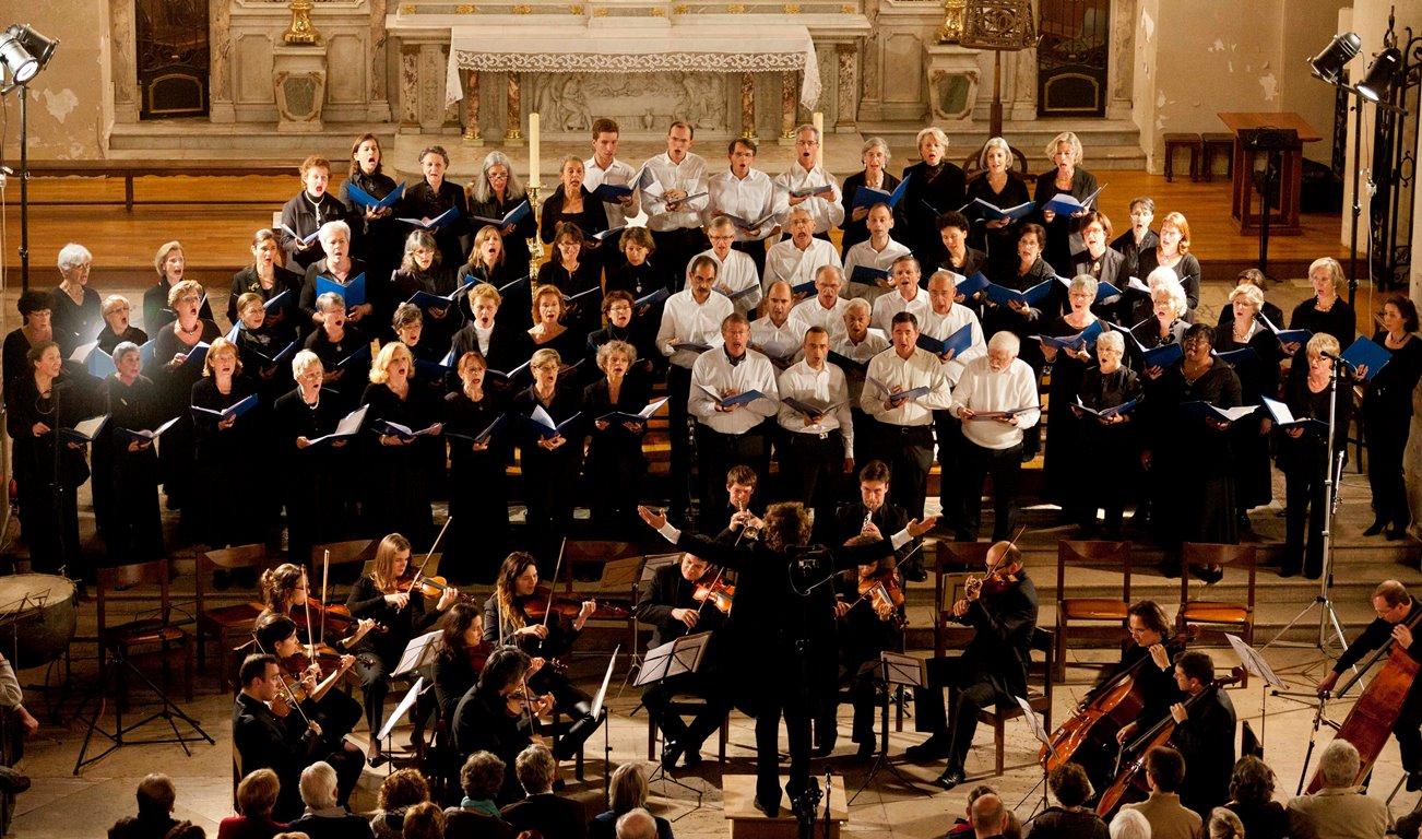 Orchestre de la Nouvelle Europe et le Choeur Saint-Germain